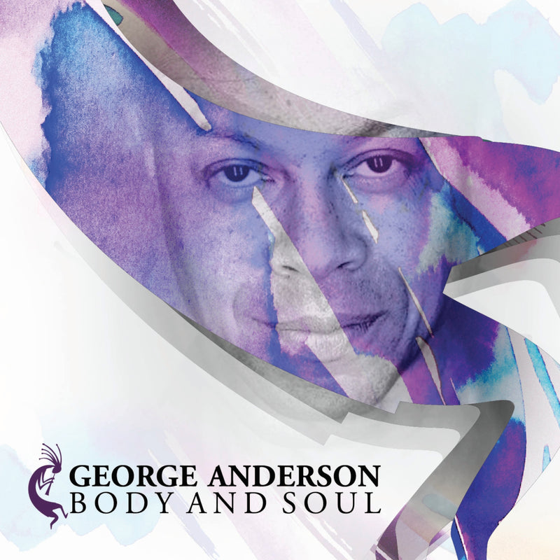 George Anderson - Body And Soul - CD Album - Secret Records Limited