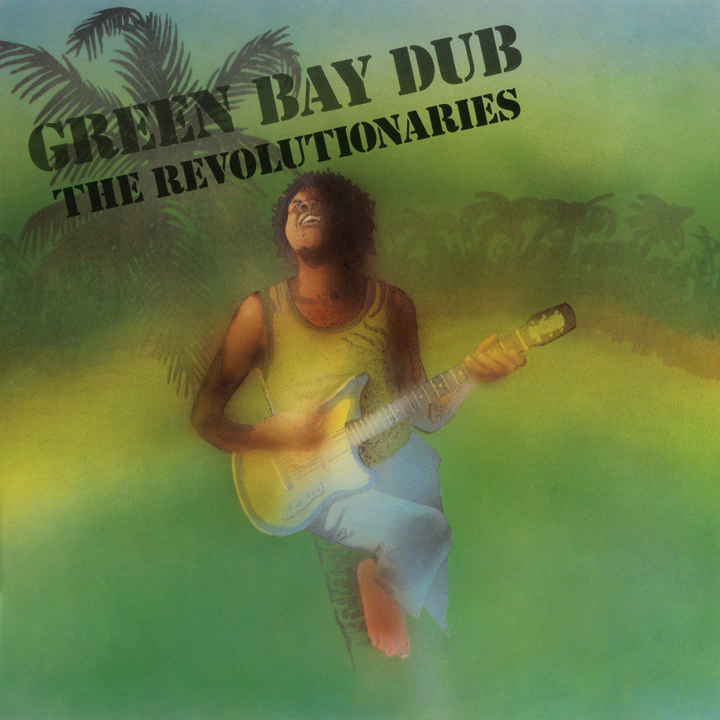 Revolutionaries - Green Bay Dub - CD Album - Secret Records Limited
