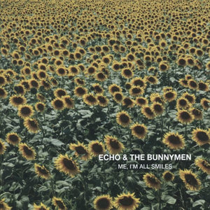 Echo & The Bunnymen - Me, I'm All Smiles - CD Album - Secret Records Limited