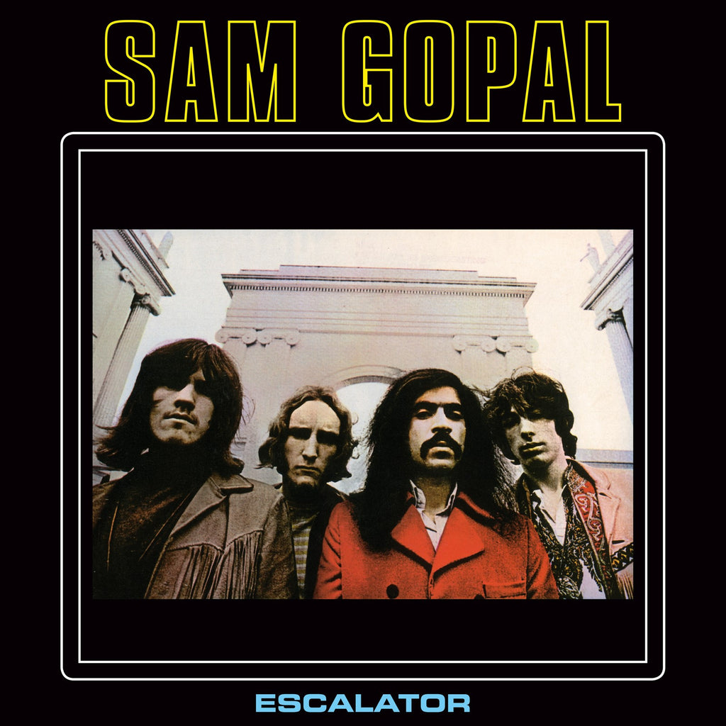 "Sam Gopal - Escalator - CD Album & Vinyl LP+7"" - Secret Records Limited"