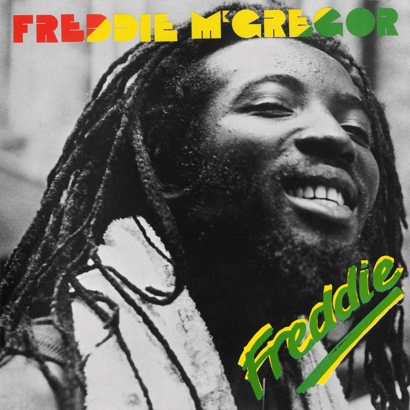 Freddie McGregor - Freddie - CD Album - Secret Records Limited