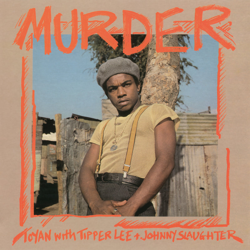 Toyan with Tipper Lee & Johnny Slaughter - Murder - CD Album - Secret Records Limited
