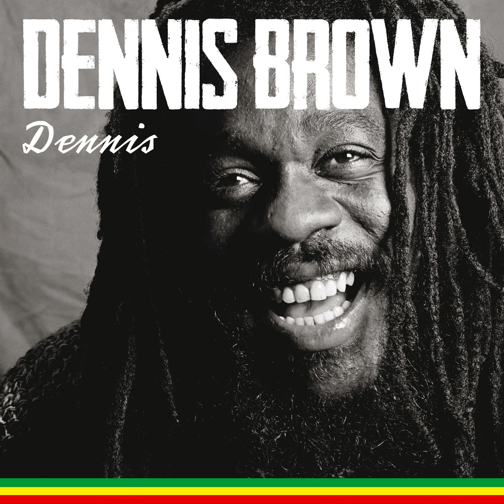 Dennis Brown - Dennis - CD Album - Secret Records Limited