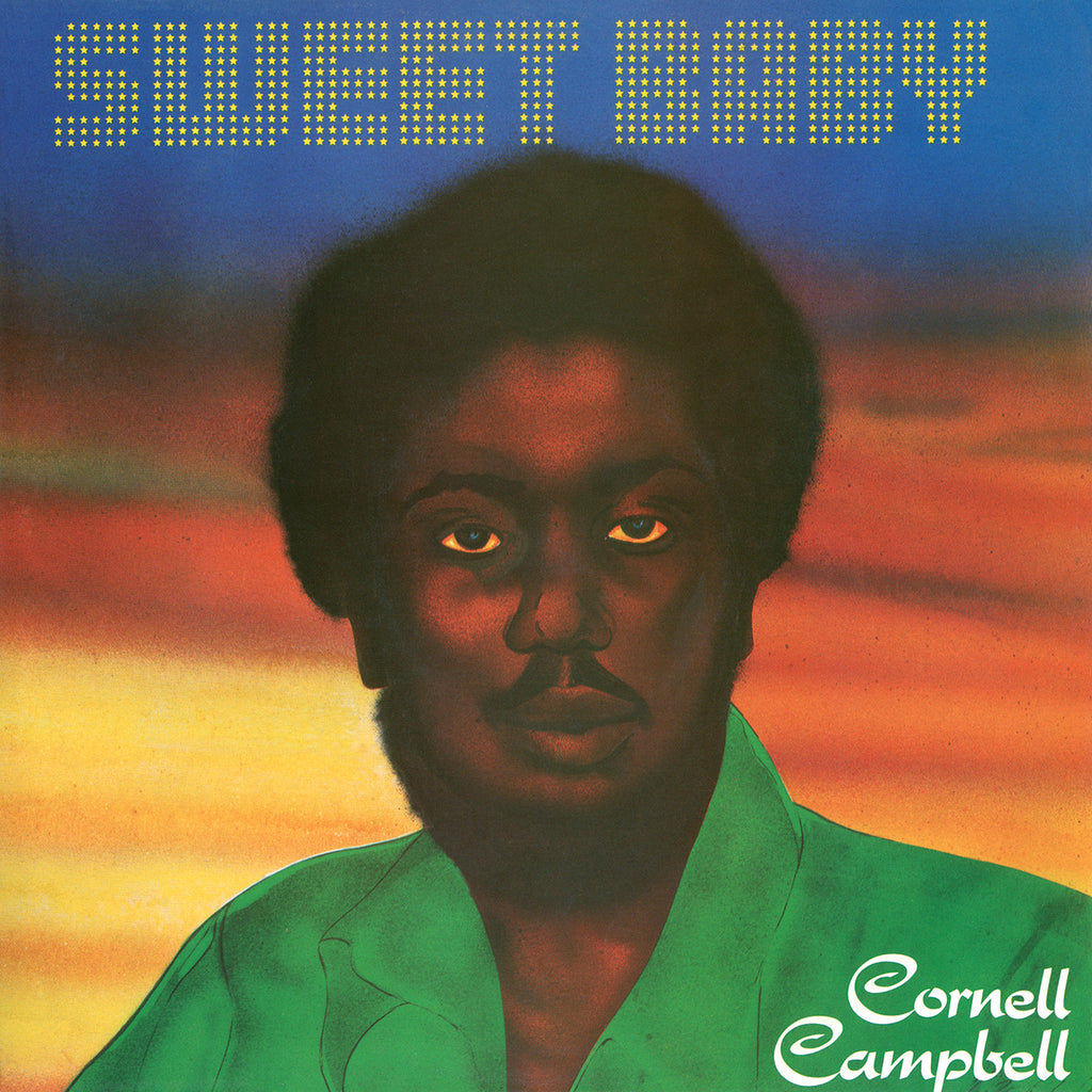 Cornell Campbell - Sweet Baby - CD Album - Secret Records Limited