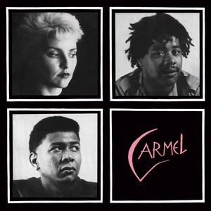 Carmel - Carmel - CD Album - Secret Records Limited