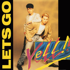 Yell! - Let's Go - CD Album - Secret Records Limited