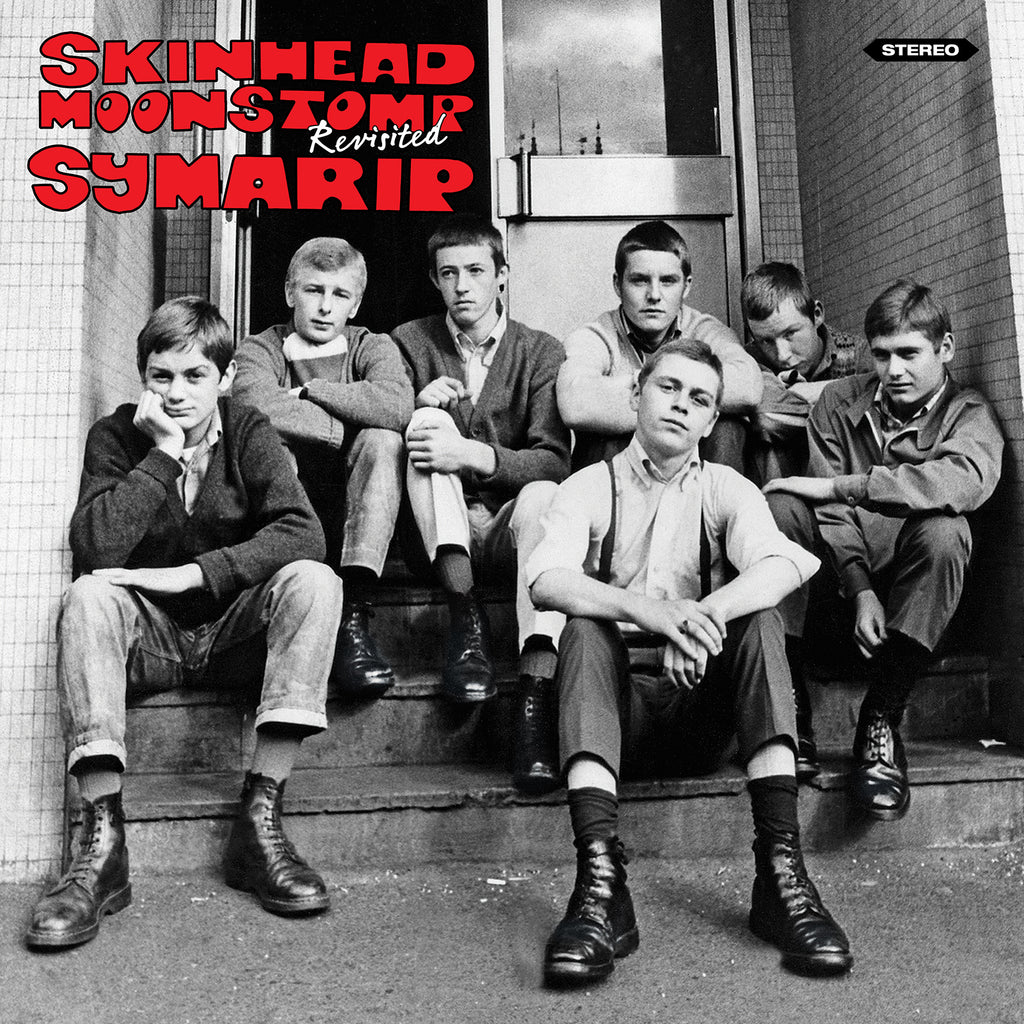 Symarip - Skinhead Moonstomp Revisited - CD Album - Secret Records Limited
