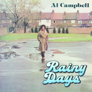 Al Campbell - Rainy Days - Vinyl LP - Secret Records Limited