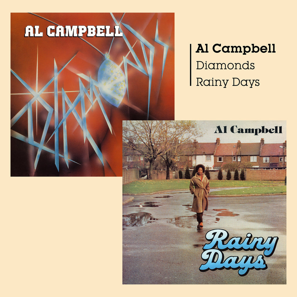 Al Campbell - Rainy Days + Diamonds - CD Album - Secret Records Limited