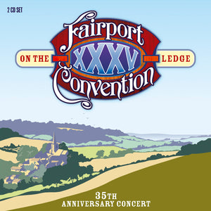 Fairport Convention - Meet On The Ledge - CD Album - Secret Records Limited