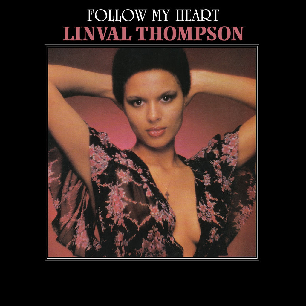 Linval Thompson - Follow My Heart - Vinyl LP - Secret Records Limited
