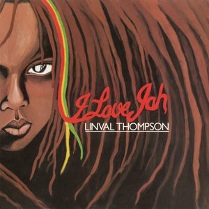 Linval Thompson - I Love Jah - Vinyl LP - Secret Records Limited