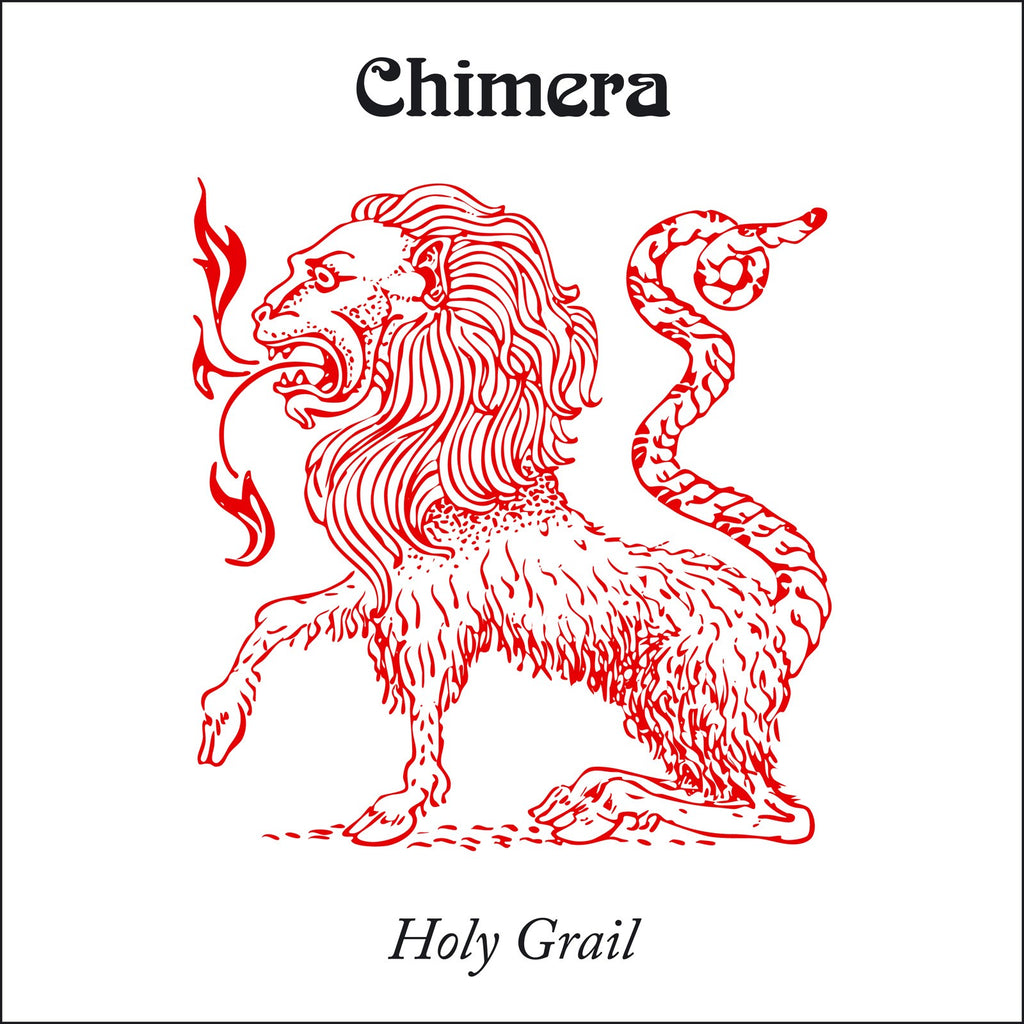 Chimera - Holy Grail - CD Album & Vinyl LP - Secret Records Limited