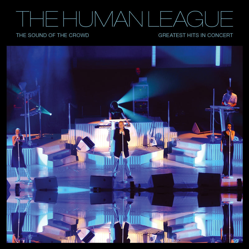 The Human League - Sound Of The Crowd, Greatest Hits Live In Concert - Vinyl LP+DVD - Secret Records Limited