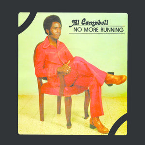 Al Campbell - No More Running - Vinyl LP - Secret Records Limited