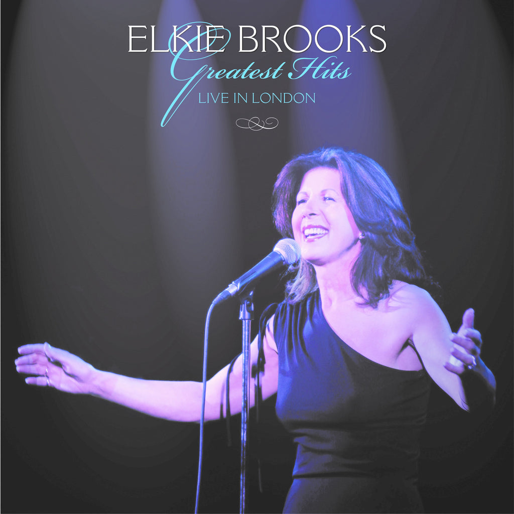 Elkie Brooks - Greatest Hits Live In London - Vinyl LP - Secret Records Limited