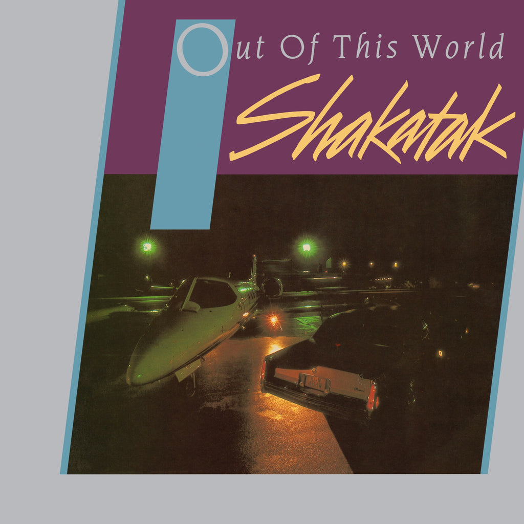 Shakatak - Out Of This World + Bonus Tracks - CD Album - Secret Records Limited