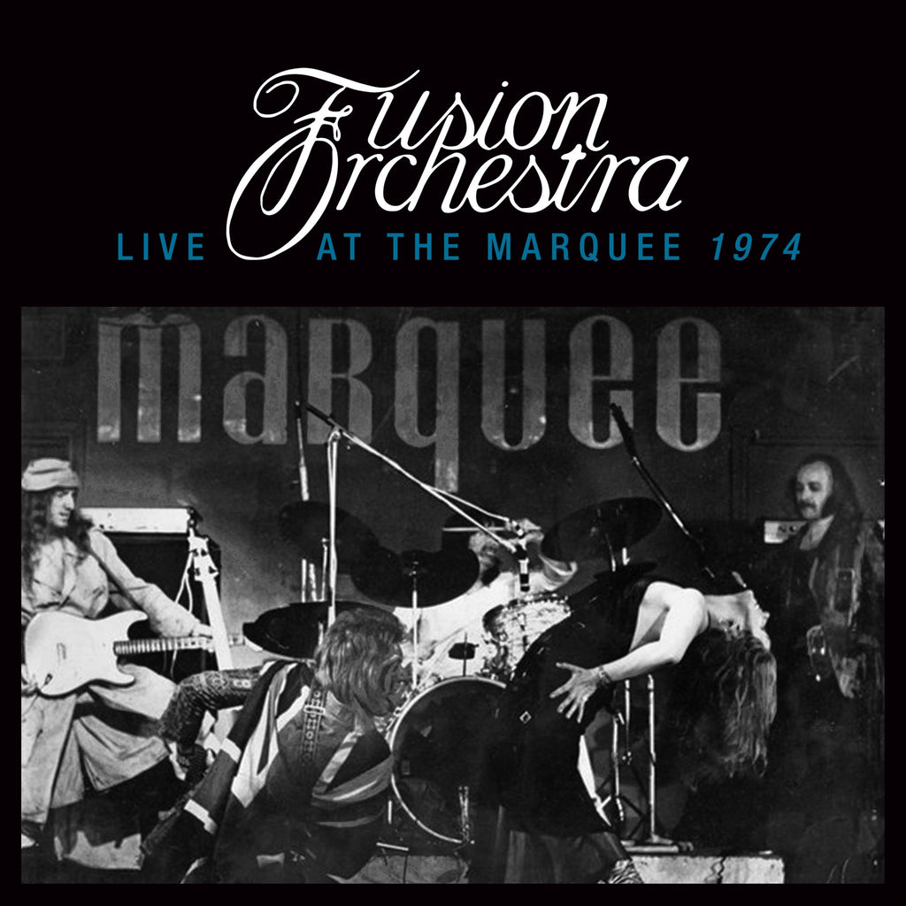 Fusion Orchestra - Live At The Marquee 1974 - Secret Records Limited