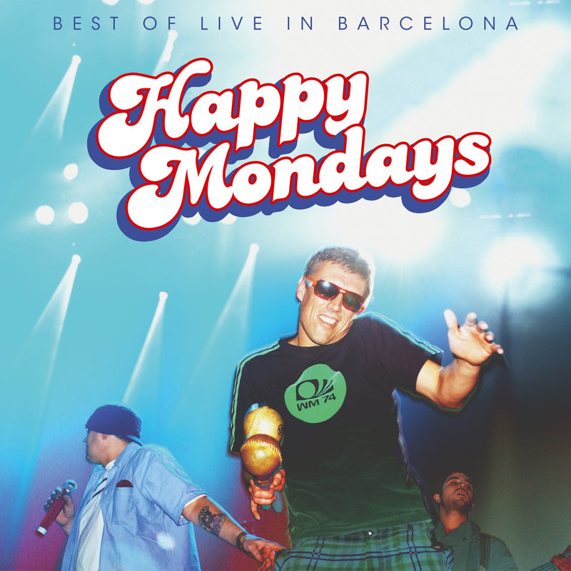 Happy Mondays - Best Of Live In Barcelona - Vinyl LP - Secret Records Limited