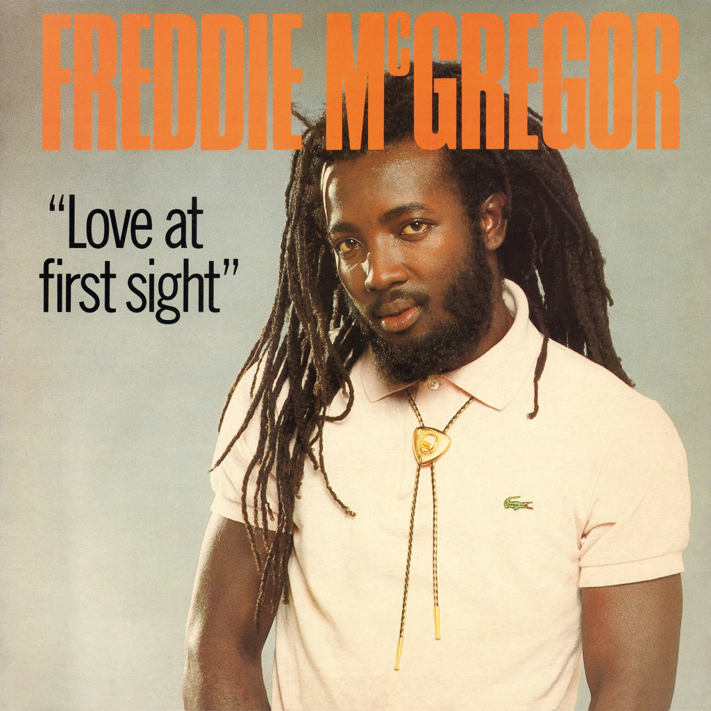 Freddie McGregor - Love At First Sight - CD Album - Secret Records Limited