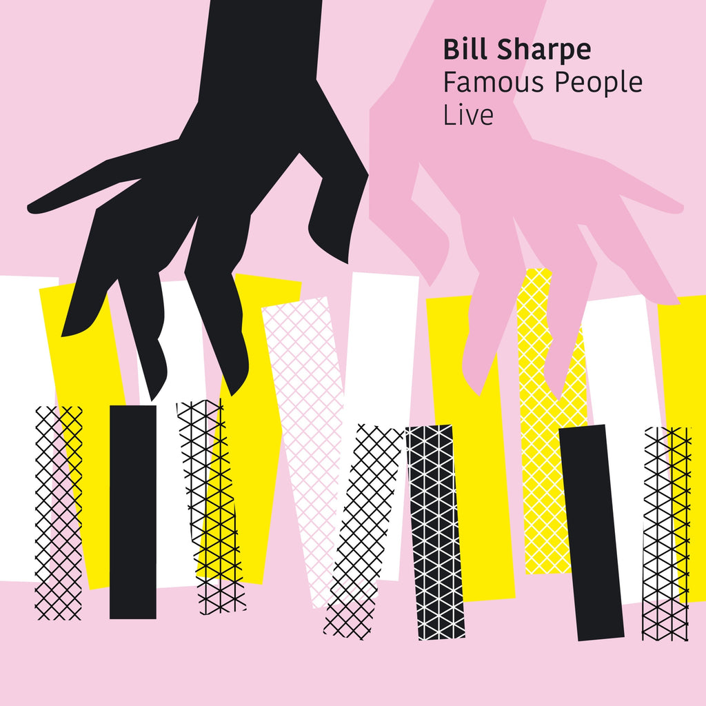 Bill Sharpe - Famous People Live - CD Album - Secret Records Limited