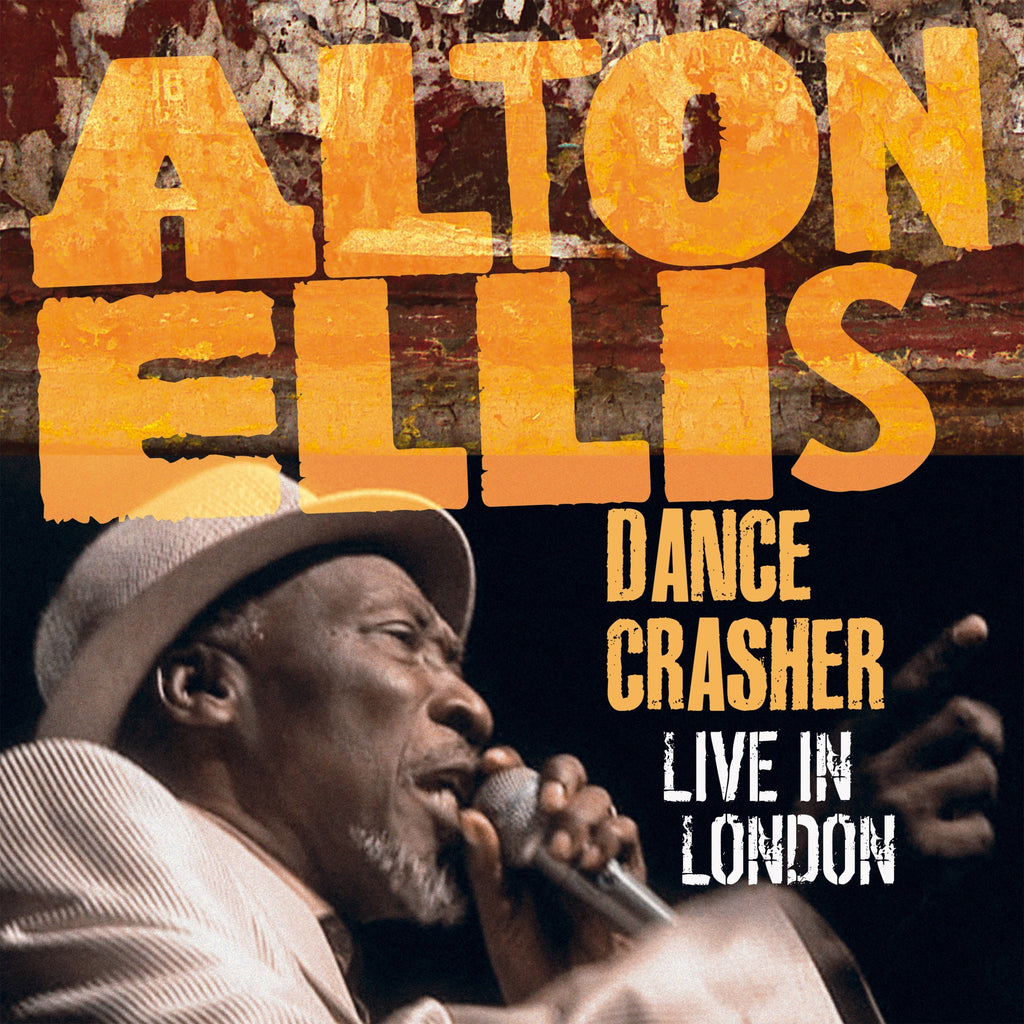 Alton Ellis - Dance Crasher - CD Album - Secret Records Limited
