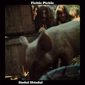 Fickle Pickle - Sinful Skinful - Secret Records Limited