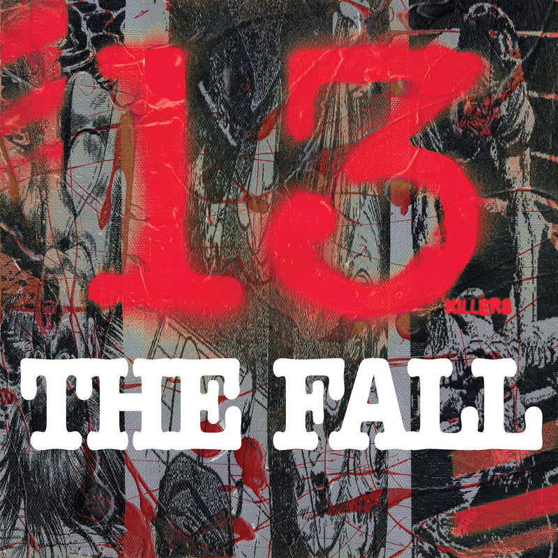 The Fall - 13 Killers - CD Album - Secret Records Limited