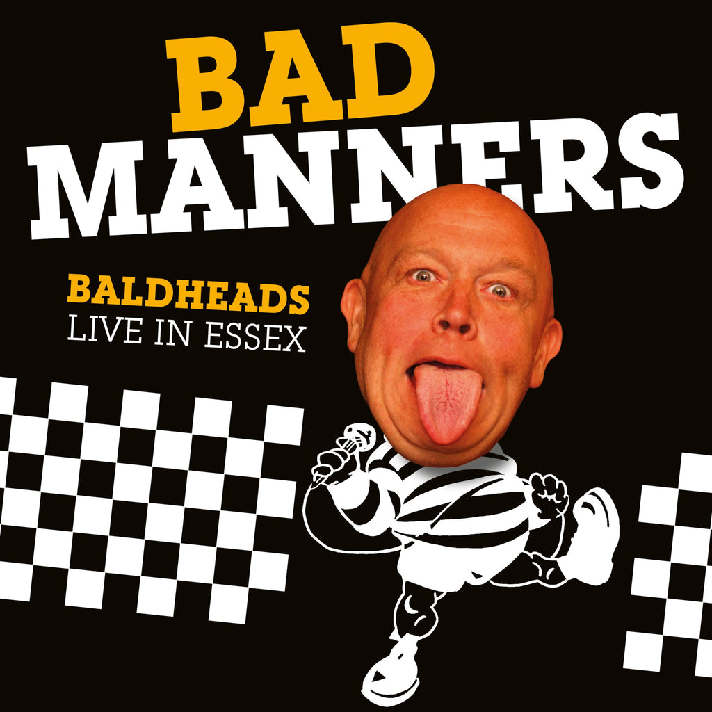 Bad Manners - Baldheads Live In Essex - Secret Records Limited