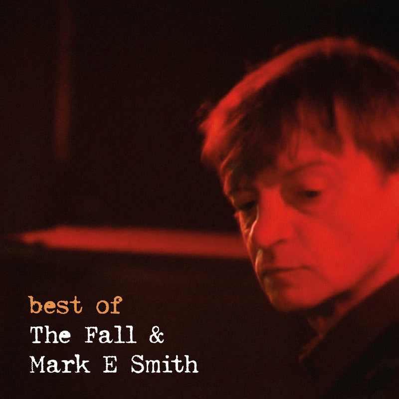 The Fall & Mark E. Smith - Best Of - Vinyl LP - Secret Records Limited
