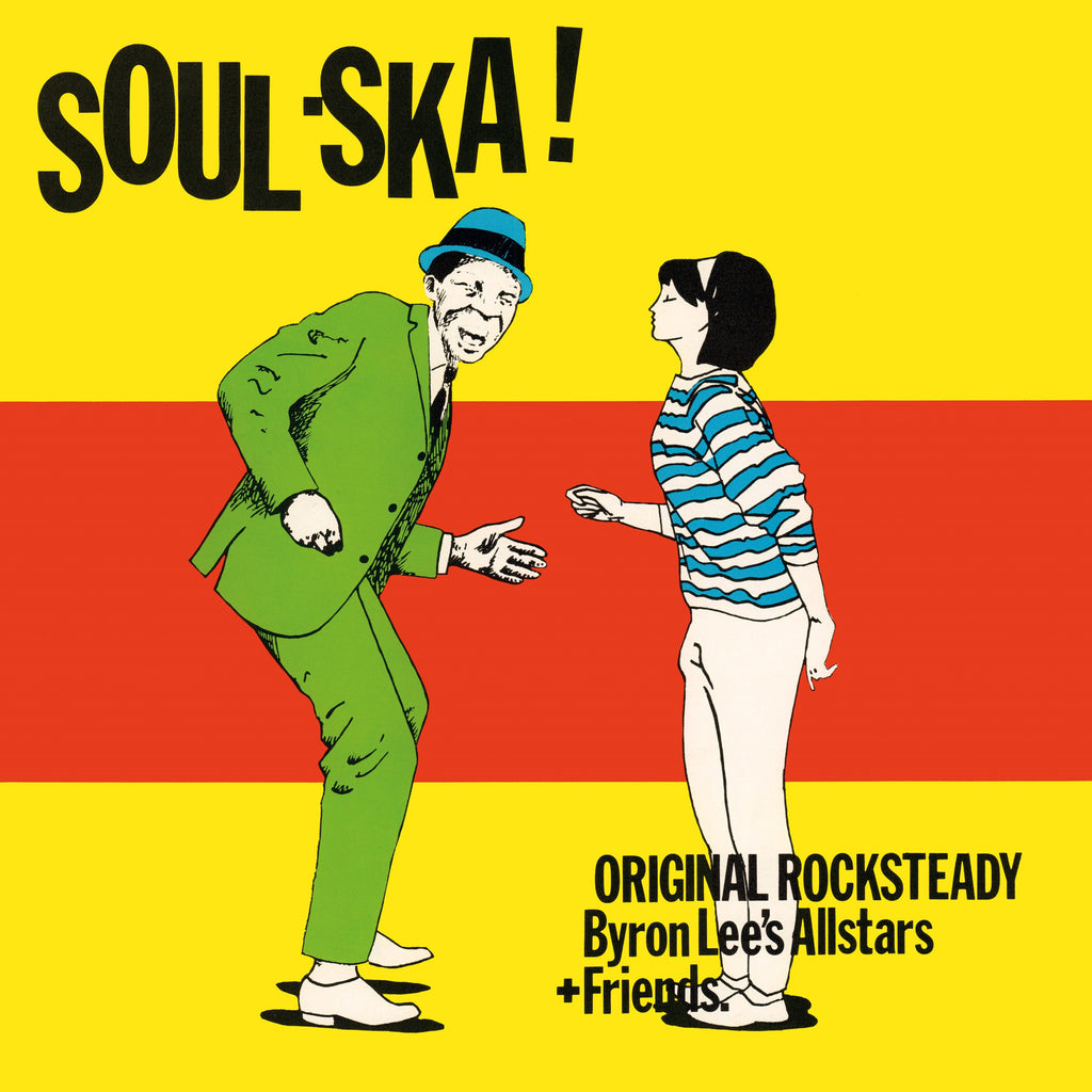 Byron Lee's Allstars - Soul Ska - CD Album & Vinyl LP - Secret Records Limited