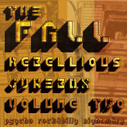 The Fall - Rebellious Jukebox Vol.2 - 2CD Album - Secret Records Limited