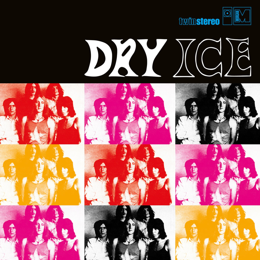 Dry Ice - Dry Ice - CD Album - Secret Records Limited