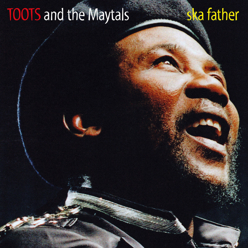 Toots & The Maytals - SKA Father - CD Album - Secret Records Limited