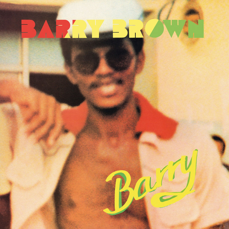Barry Brown - Barry - CD Album & Vinyl LP - Secret Records Limited