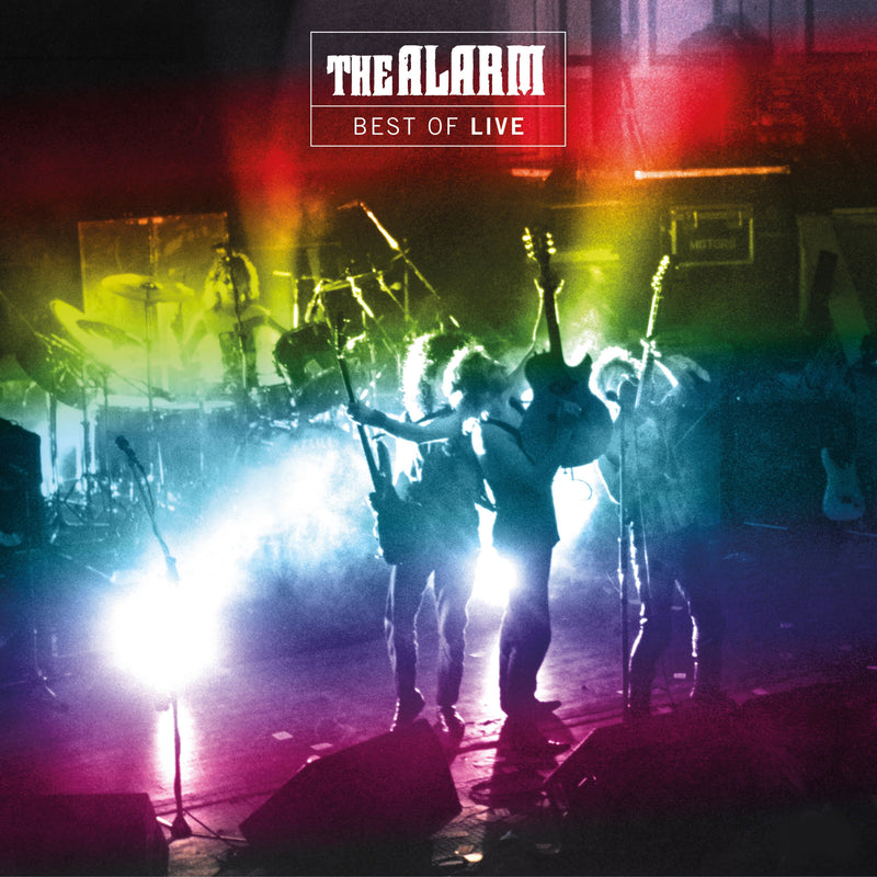The Alarm - Best Of Live - Vinyl LP - Secret Records Limited