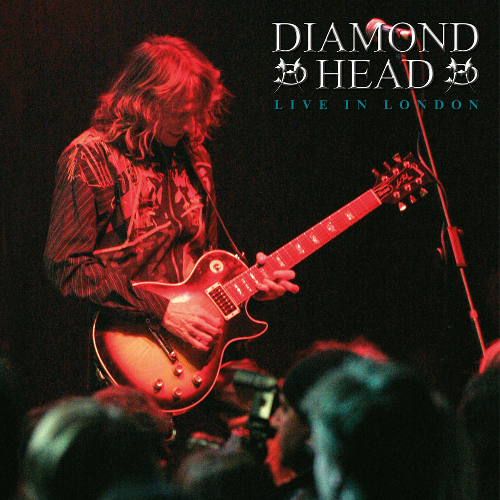 Diamond Head - Live In London - Secret Records Limited