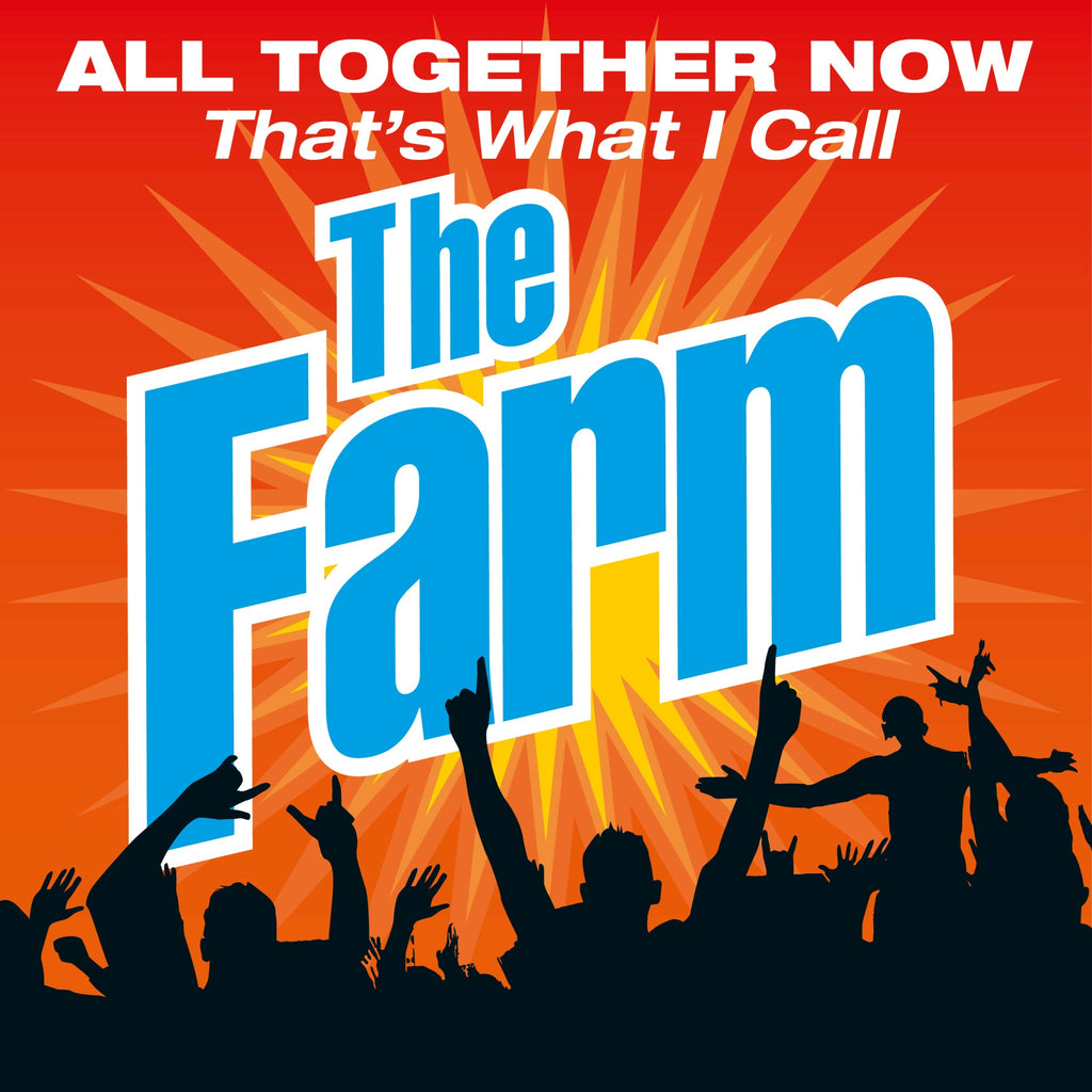 The Farm - All Together Now That's What I Call - CD with Bonus DVD - Secret Records Limited