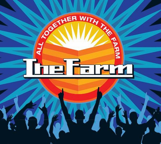 The Farm - All Together Now - CD Album - Secret Records Limited
