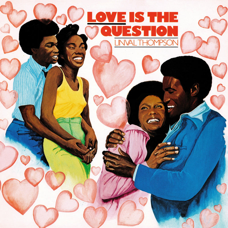 Linval Thompson - Love Is The Question - Secret Records Limited