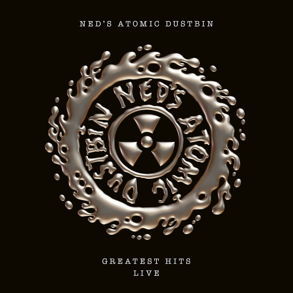 Ned's Atomic Dustbin - Greatest Hits Live - Secret Records Limited