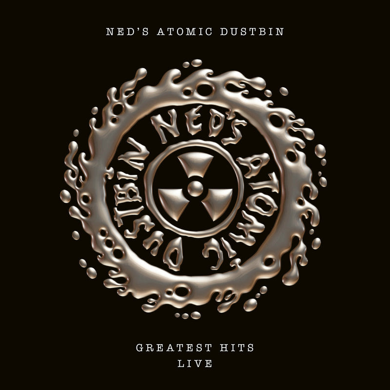 Ned's Atomic Dustbin - Greatest Hits Live - Vinyl LP - Secret Records Limited