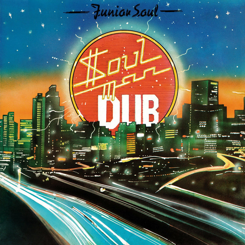 Junior Soul - Soul Man Dub - Vinyl LP - Secret Records Limited