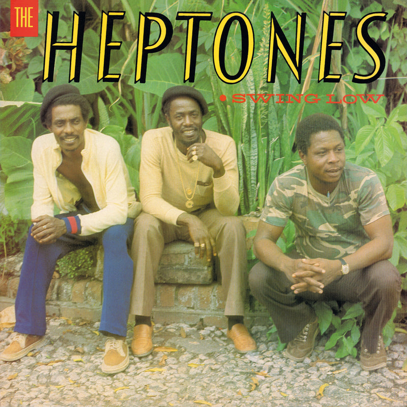 The Heptones - Swing Low - CD Album & Vinyl LP - Secret Records Limited