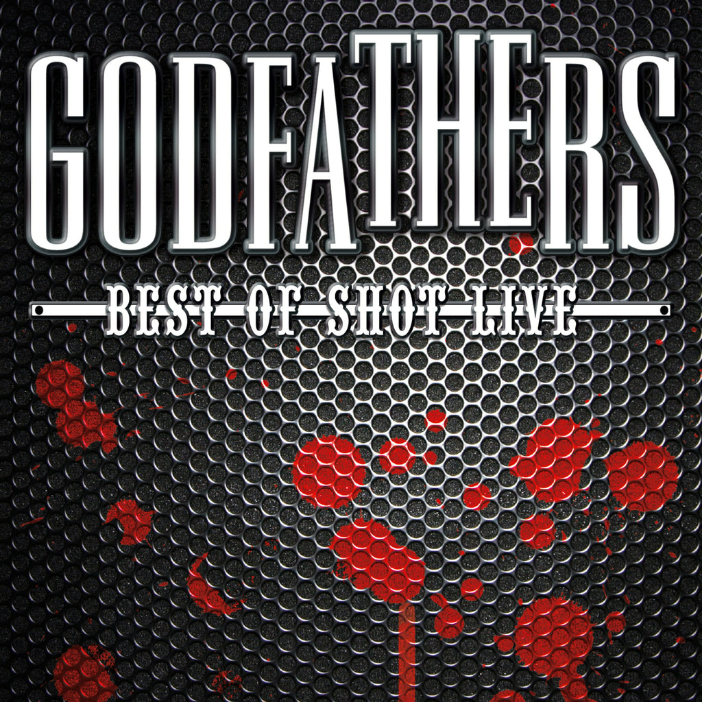 The Godfathers - Best Of Shot Live - Secret Records Limited