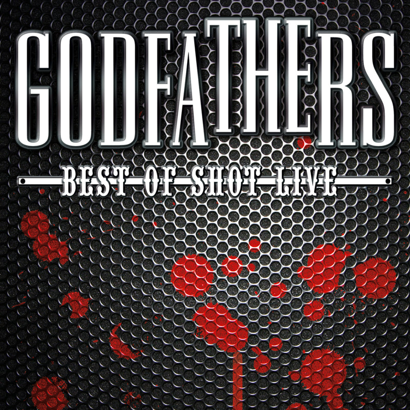 The Godfathers - Best Of Shot Live - Vinyl LP - Secret Records Limited