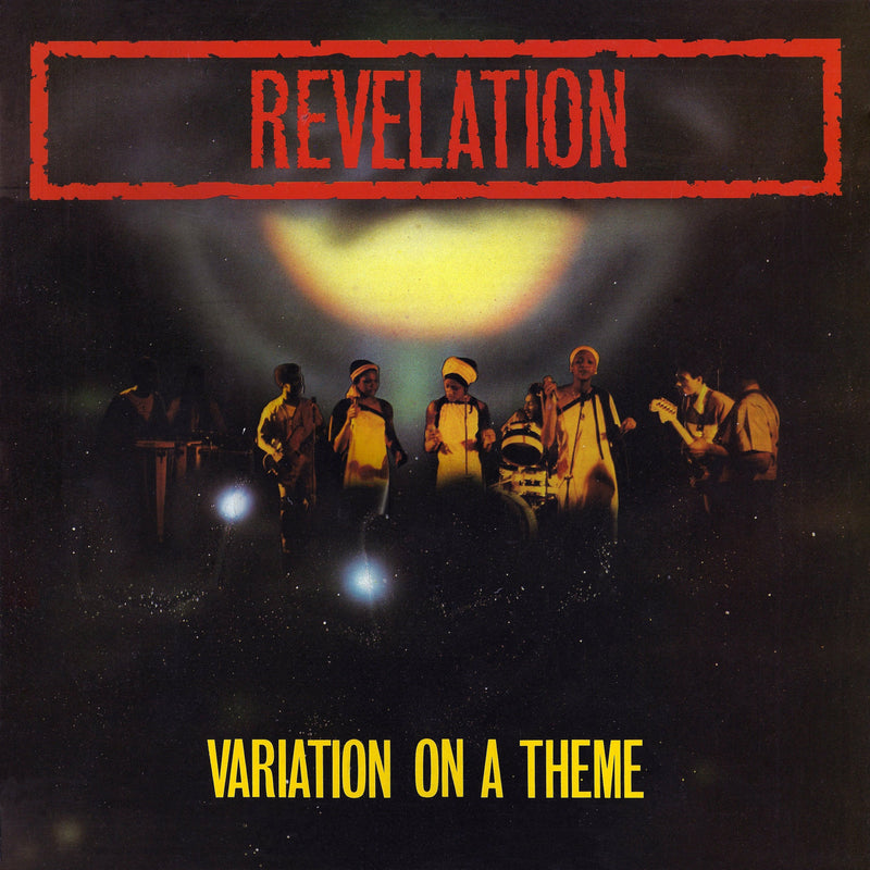 Revelation - Variation On A Theme - Vinyl LP - Secret Records Limited