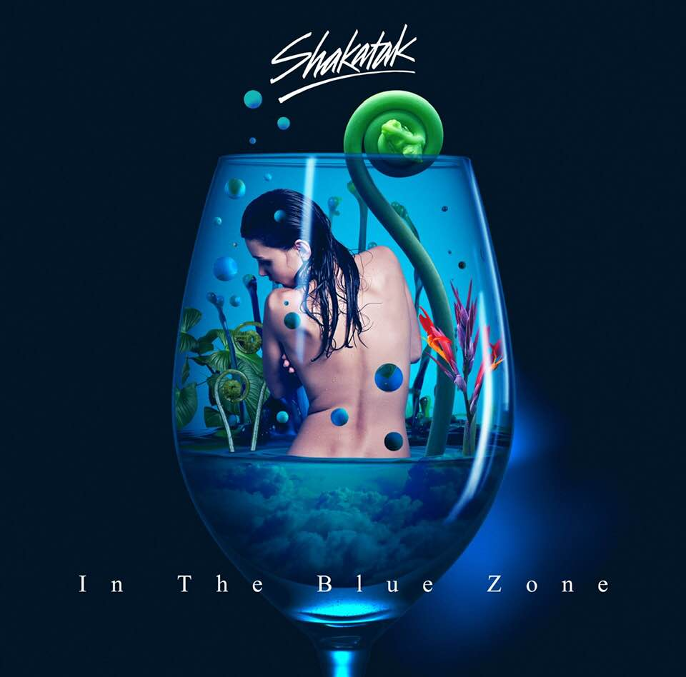 Shakatak - In The Blue Zone - CD Album - Secret Records Limited