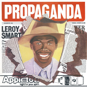 Leroy Smart - Propaganda - Vinyl LP - Secret Records Limited