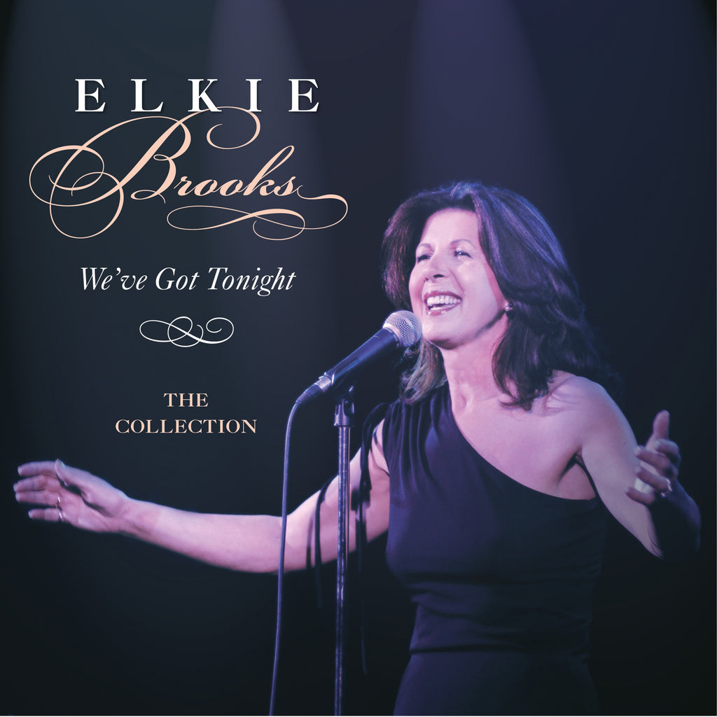 Elkie Brooks - We've Got Tonight - CD+DVD Album - Secret Records Limited